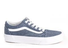 Vans Old Skool (Jersey) Blue / True White
