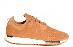 New Balance 247 Luxe Tan / White - Black