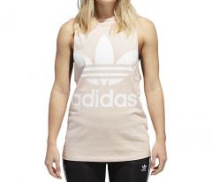 Adidas Womens Trefoil Tank Top Blush Pink