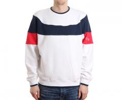 Diamond Fordham Crewneck White