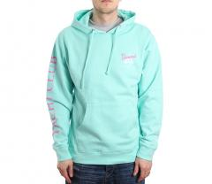 Diamond Voyage Pullover Hoodie Diamond Blue