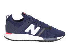 New Balance 247 Navy / White - Red