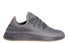 Adidas Deerupt Runner Grey / Grey / Cloud White