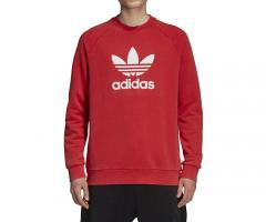 Adidas Originals Warm-Up Crew Collegiate Red