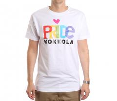 Boardvillage X Pride Kokkola Tee White
