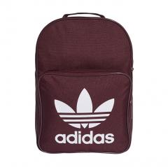 Adidas Classic Trefoil Backpack Maroon