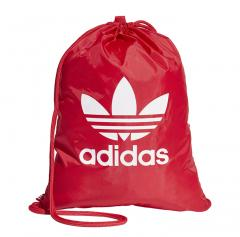 Adidas Trefoil Gym Sack Real Red