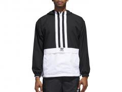 Adidas Authentics Anorak Black / White