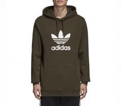 Adidas Originals Trefoil Hoodie Night Cargo