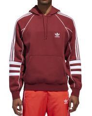 Adidas Authentics Hoodie Noble Maroon