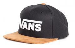 Vans Drop V II Snapback Black / Khaki