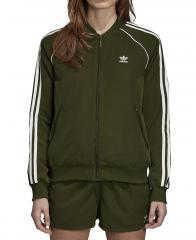 Adidas Womens SST Track Jacket Night Cargo