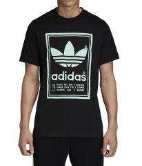 Adidas Originals Vintage Tee Black