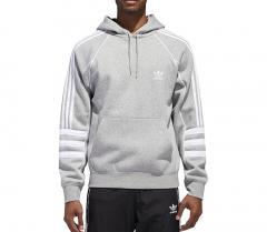 Adidas Authentics Hoodie Medium Grey Heather