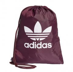 Adidas Trefoil Gym Sack Maroon