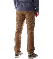 c2d12354428 Vans Authentic Chino Stretch Pants Brown