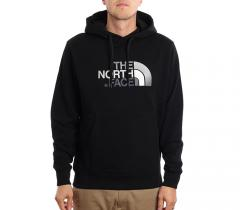 The North Face Drew Peak Hoodie TNF Black / TNF Black