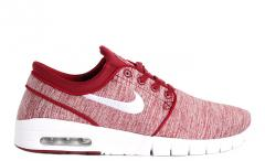 Nike SB Janoski Max Red Crush / White