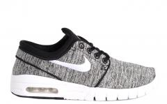Nike SB Janoski Max Youth Black / White - Grey