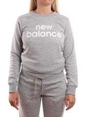 New Balance Womens Essential Crew Athletic Grey