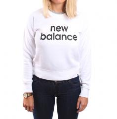 New Balance Womens Essential Crew White