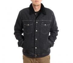 Wrangler Sherpa Jacket Midnight Stone