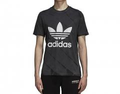 Adidas Originals Tie Dye Tee Black