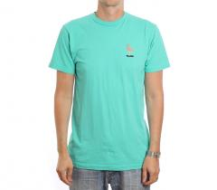 RIPNDIP Beaches Tee Aqua