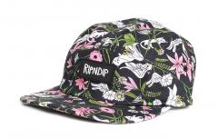RIPNDIP Nerm Flower 5 Panel Black