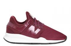 New Balance Womens 247v2 Burgundy