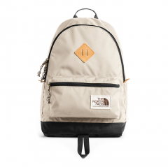 The North Face Berkeley Backpack Peyote Beige / Asphalt Grey