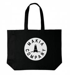 Makia Export Day Tote Black