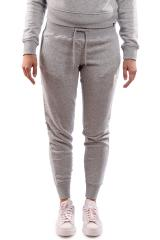 New Balance Womens Essentials Sweatpant Athletic Grey / White