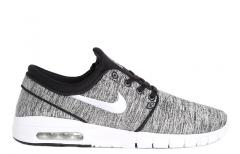 Nike SB Janoski Max Black / White - Grey