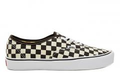 Vans Authentic Lite Checkerboard Black / White
