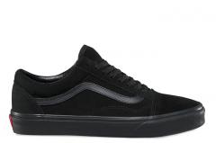 Vans Old Skool Suede Black / Black
