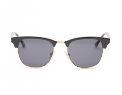 Vans Dunville Sunglasses Black Gloss