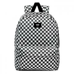 Vans Old Skool III Backpack Black / White Checkerboard
