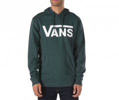 Vans Classic Pullover Hoodie Darkest Spruce Heather