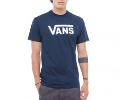 Vans Classic Tee Navy / White