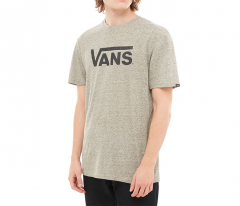 Vans Classic Heather Tee Grape Leaf / Black