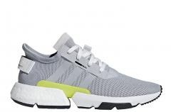 Adidas POD-S3.1 Grey Two / Grey Two / Shock Yellow