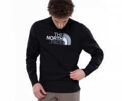 The North Face Drew Peak Crew TNF Black