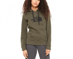 The North Face Womens Drew Peak Hoodie New Taupe