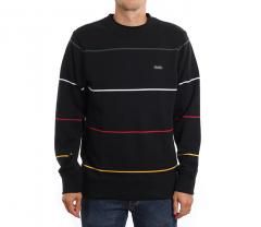 Nike SB Everett Striped Top Black / Black