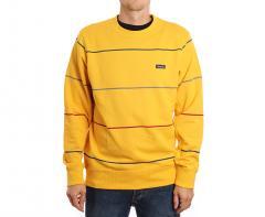 Nike SB Everett Striped Top Yellow Ochre / Obsidian