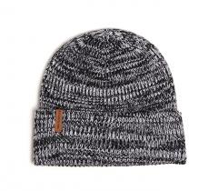 New Balance Oversized Watchman Beanie Grey