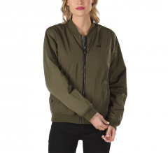 Vans Womens Maverick Jacket Grape Leaf