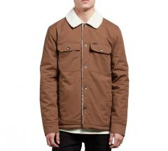 Volcom Keaton Jacket Brown