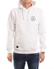 Makia Astern Hooded Sweatshirt White